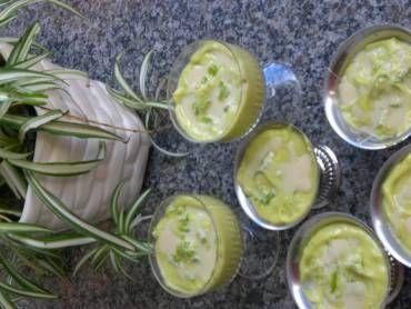 Receita de Mousse de abacate com limão - Tudo Gostoso