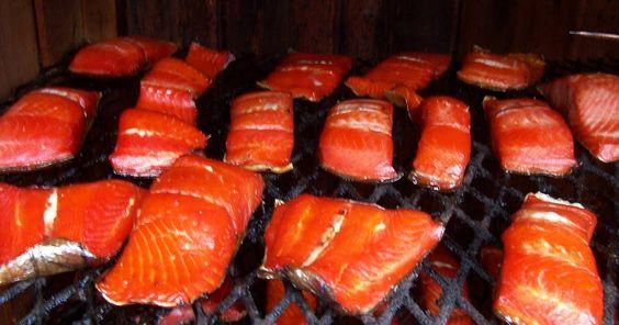 Beaver Creek Cabins & Guide Service: How To Smoke Salmon