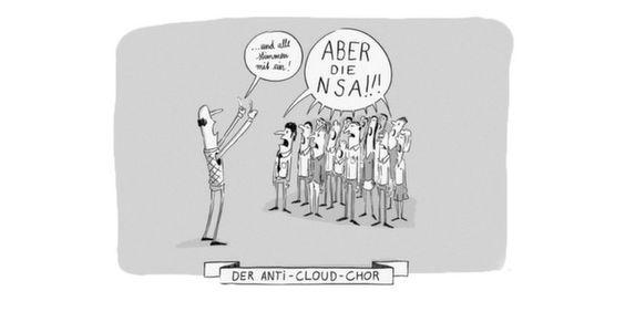 Wenn es um die Einführung neuer IT-Technologien geht, stimmen viele deutsche Unternehmen allzu gerne in den Anti-Cloud-Chor ein – zum eigenen Schaden, finden unsere Kommentatoren Jörn Böger und Nils Schmidt von Fritz & Macziol.