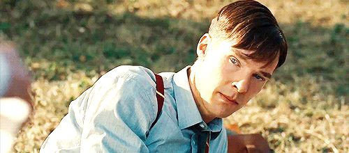 """ New footage from The Imitation Game. [x] """
