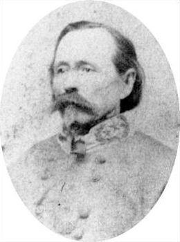John Porter McCown. (1815-79). Tennessee. USMA Class of 1840. (artillery)