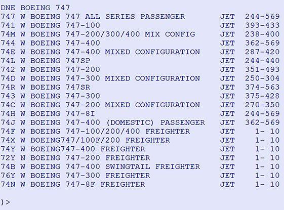 Reservas aéreas transaccional.