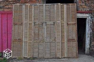 Porte ancienne dressing placard Bricolage Yvelines - leboncoin.fr