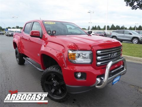 Lifted Trucks Automobile Marketing Gmc Canyon All Terrain