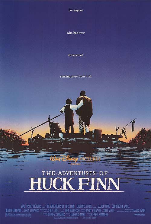 The Adventures of Huck Finn (Stephen Sommers, 1993)