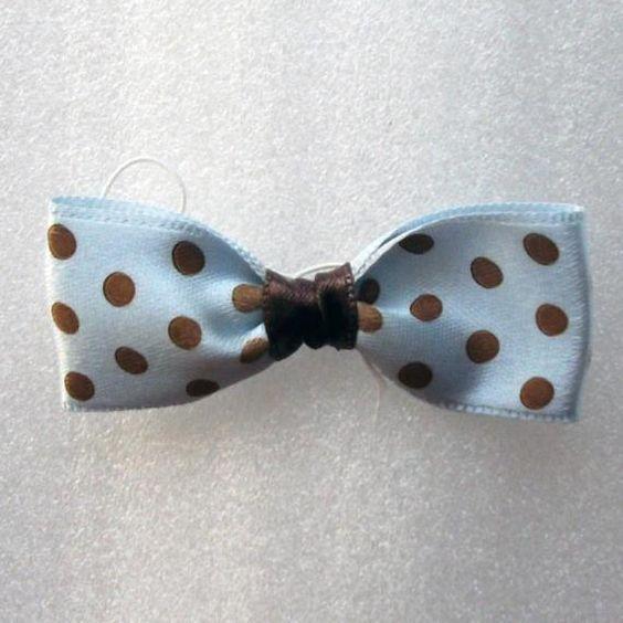 Gravata borboleta Henry p/ cães e gatos - 18 unidades