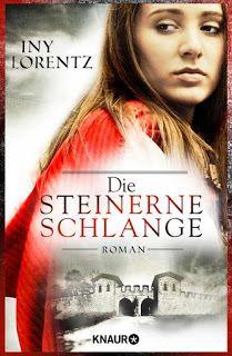 Rezension im BücherKaffee |  Die steinerne Schlange | Iny Lorentz