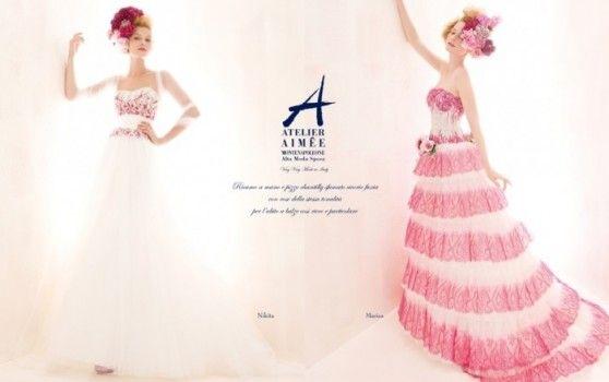 Atelier Aimee Wedding collection 2014 | UniLi - Unique Lifestyle