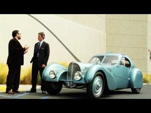 Exceptional ... Lieberman Visits The Mullin Automotive Museum In Oxnard, California For  A Firsthand Look At The Worldu0027s Most Expensive Car    The Bugatti Type  Atlantic.