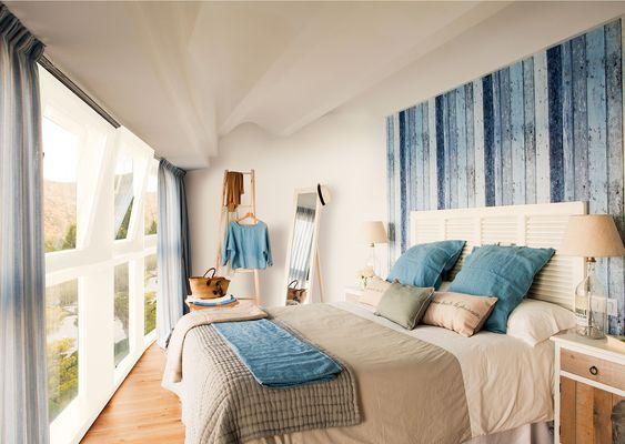 Luz Amarilla O Anaranjada Dormitorios Dormitorios Rústicos Decoracion De Interiores