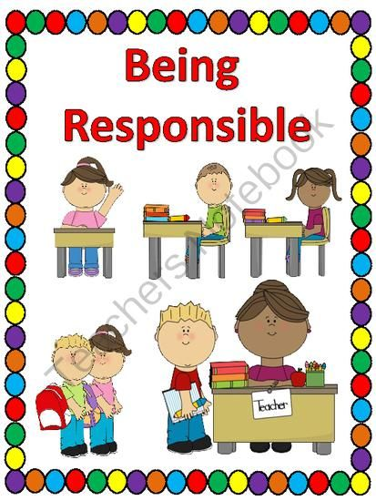 Being Responsible Stor...