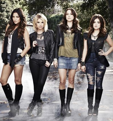 Which Word From The Pretty Little Liars Title Are You Style Pictures And Pretty Little Liars