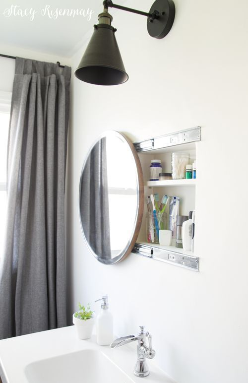 What Is Your Dream Bathroom Mirror Are You Lucky Enough To Already Own The Bathroom Mirror Of Your Dream Bathroom Mirror Round Mirror Bathroom Mirror Cabinets