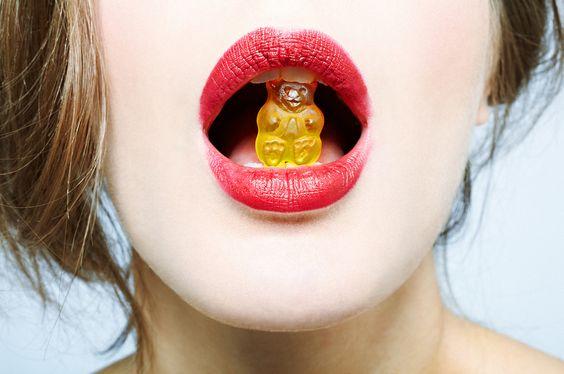 Candy-Colored Lipstick! via @Beauty High