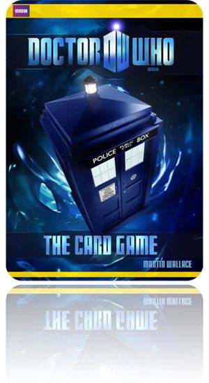 Picture of Doctor Who: The Card Game
