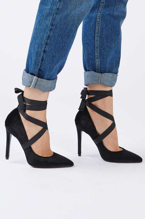 Beautiful High Heels Shoes
