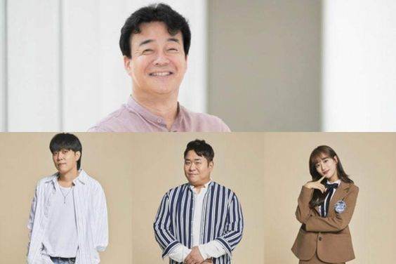 APRIL's Naeun, SECHSKIES's Eun Ji Won, And Moon Se Yoon Join Baek Jong Won's New Variety Show