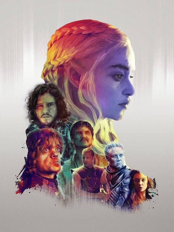 Game of Thrones by Richard Davies *