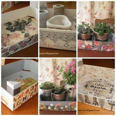 Crates 39 salem 39 s lot and blog on pinterest - Caja madera manualidades ...
