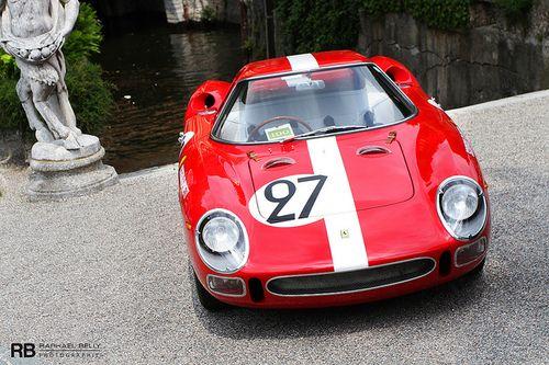 Ferrari 250 LM (Raphaël Belly)