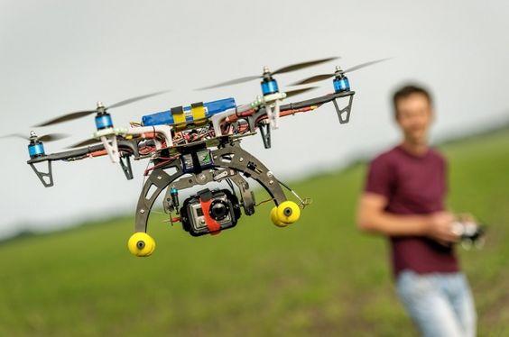 Alles über Drohnen – das müssen Sie über Quadrocopter wissen