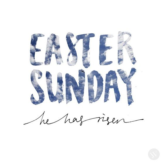 Happy Easter! Jesus has risen, our Saviour is alive.  Hallelujah for He has conquered the grave! . #eastersunday #easter #hehasrisen #lettering #brushlettering #handlettering #handdrawn #handdrawntype #christianlettering #christiantypography #gospel #art #handwriting