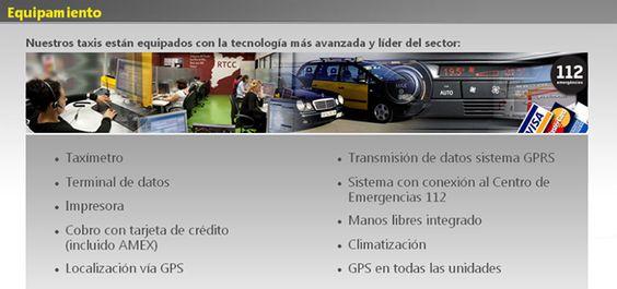 ¿Qué nos diferencia de los demás #taxis de #Barcelona? ¡El equipamiento! La flota de BARNATAXI dispone de la tecnología más avanzada y líder del sector www.barnataxi.com/equipamiento/