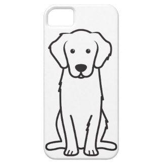 golden+labador+cartoon+images | Golden Retriever Dog Cartoon iPhone 5 Cases