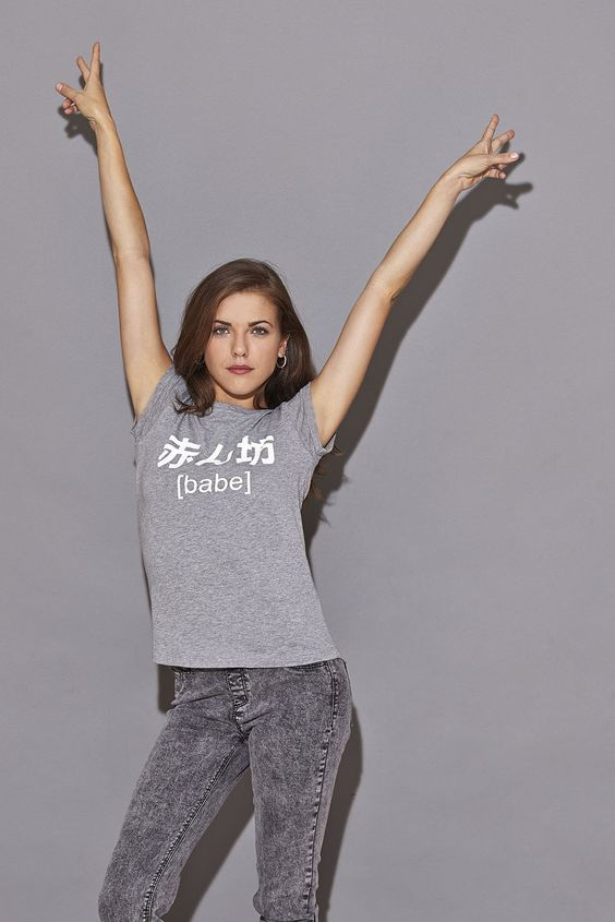 Camiseta Japo Gris | POLINESIA Shop