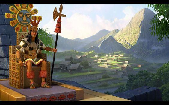 El Imperio Inca 42d933c9b9a6f97030b2306914c143a1