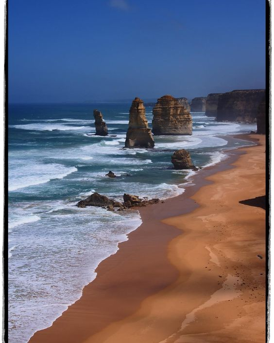Great Ocean Road #twelveapostles #portcampbell #olympus #olympusepl5 by do.you.see.what.eye.see http://ift.tt/1M50tZd