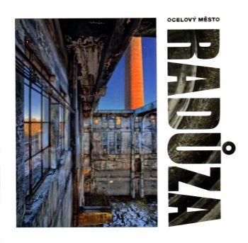 Řadové album zpěvačky Radůza - Ocelový město na CD 2012, živá nahrávka