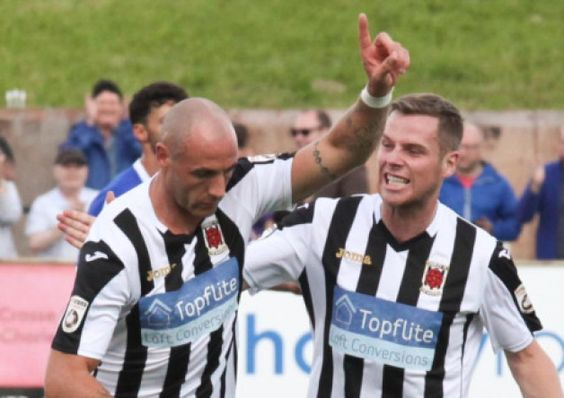 Chorley had a Bank Holiday Monday to forget as a series of defensive mistakes saw them thumped 4-0 against big spenders Barrow AFC in the Va...