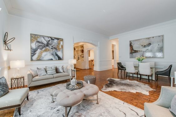 Cabbagetown Oasis with a European flair. A unique opportunity to own a 2,300 sq.ft. 2 bedroom plus den condominium with 11 ft. ceilings, large stately rooms, ideal for entertaining and walkouts to a charming urban garden. All on one floor!