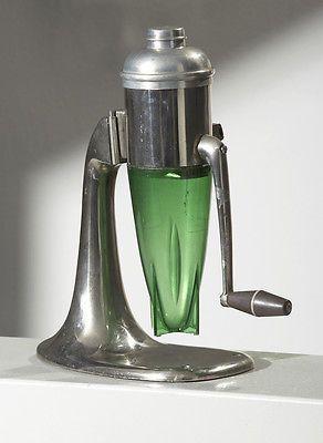 Eiscrusher 50er-Jahre, Raketendesign