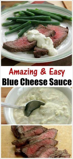 blue blue cheese sauce cheese sauce cheese sauce recipes steaks sauce ...