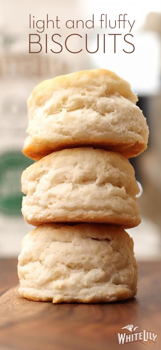 Light & Fluffy Biscuits (All-Purpose Flour