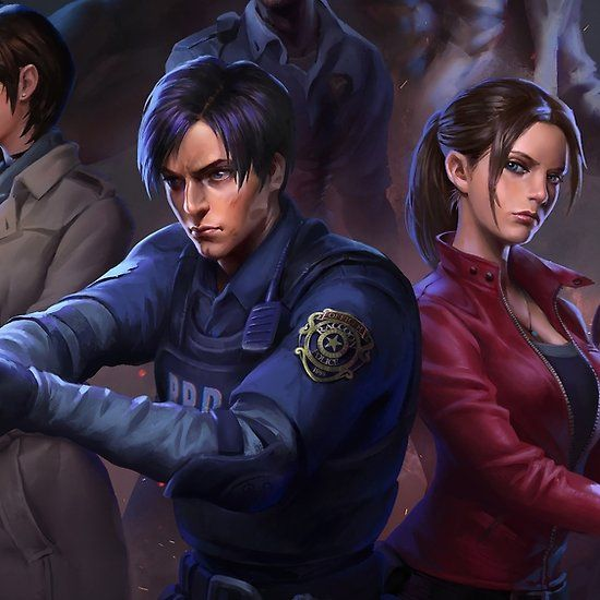 Let S Get Out Of Raccoon City Leon S Kennedy Ada Wong
