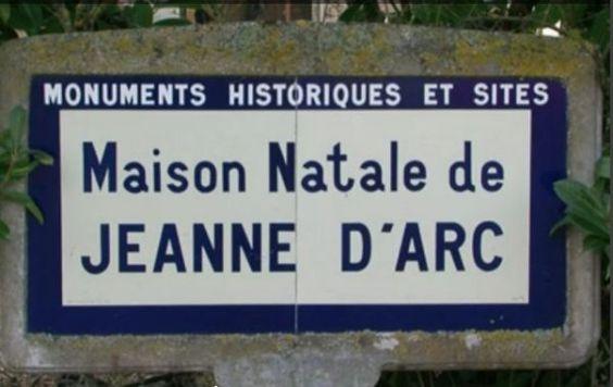 Domrémy la Pucelle Maison natale de Jeanne D'Arc !