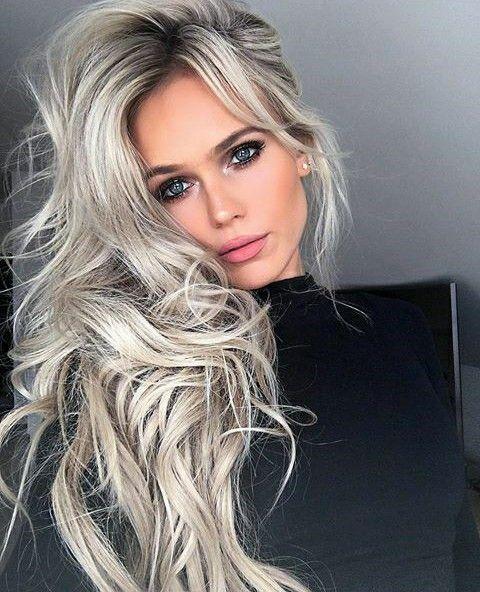 Wie Du Schöne Blonde Haare Mittellang Bekommst Und Welche