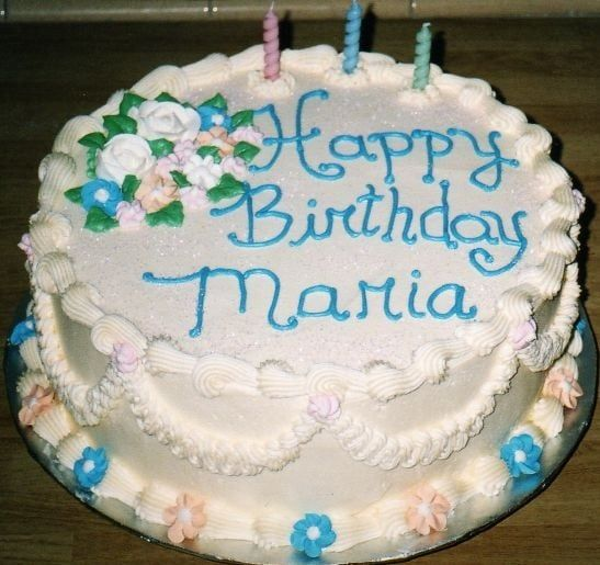 21 Lovely Happy Birthday Maria Wishes Images And Quotes Happy