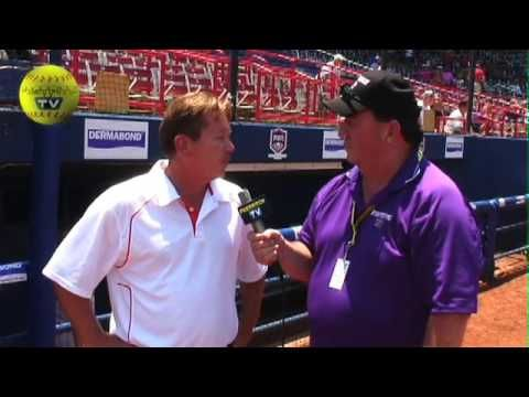 The Craig Montvidas Interview Episode 77. On this episode I interview Craig Montvidas. Craig is the head coach of the Netherlands Softball Team.    Visit the Fastpitch TV Show's website at http://Fastpitch.TV