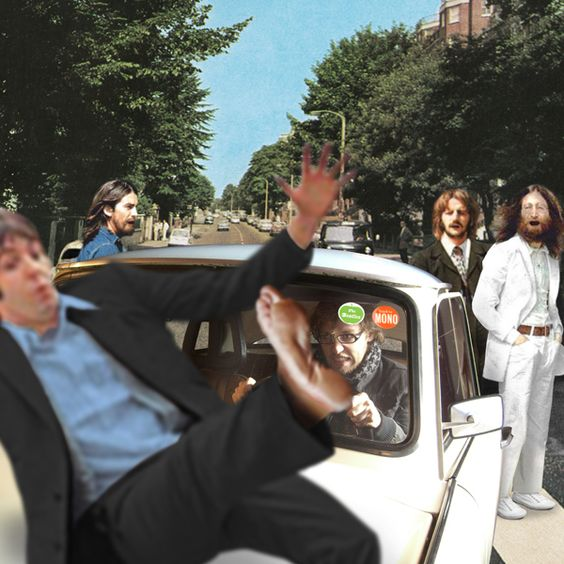 "Trabi Road  (""Paul is dead"" was not a hoax)"