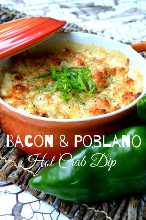 ... these ideas and more bacon hot crab dip dips crab dip low carb crabs