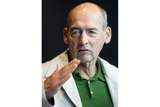 Rem Koolhaas appointed Director of the Architecture section of the Venice Biennale