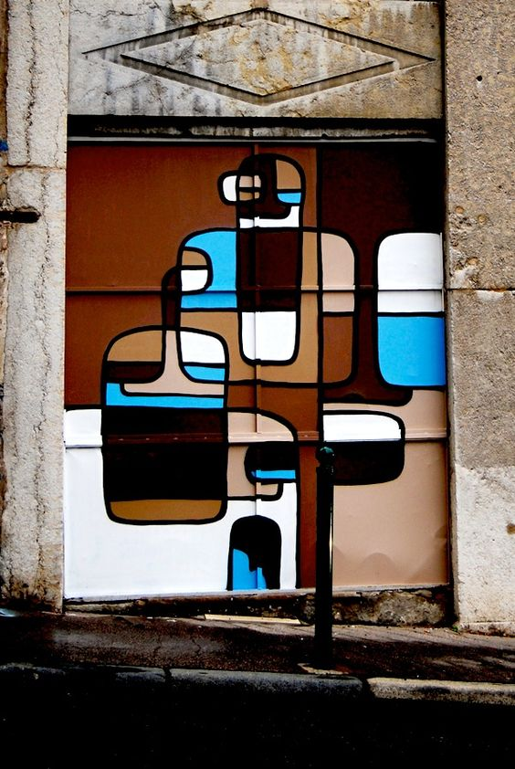 artist: Nelio location: Lyon, France