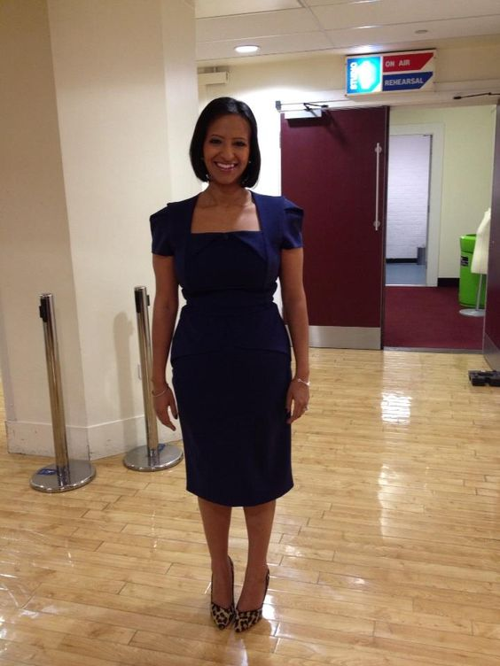 Ranvir Singh On Daybreak In The Kerry Dress Www