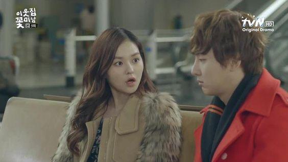Flower Boy Next Door (K-Drama) ~ Divaneandoo