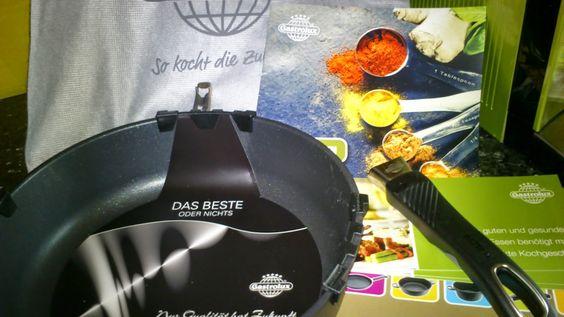 fraukatz-testet: Meine (Traum-) Pfanne von Gastrolux