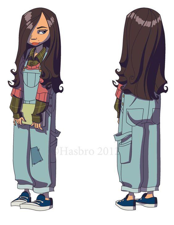 Art Of Character Design David Colman : So cute david colman lucy character design